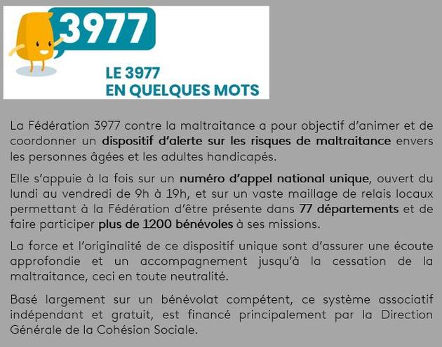 3977 POUR TOUT SAVOIR