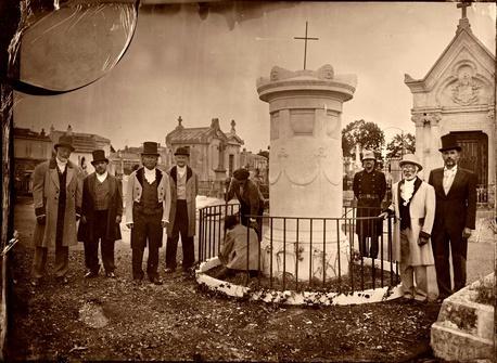 cimetière de la Chartreuse