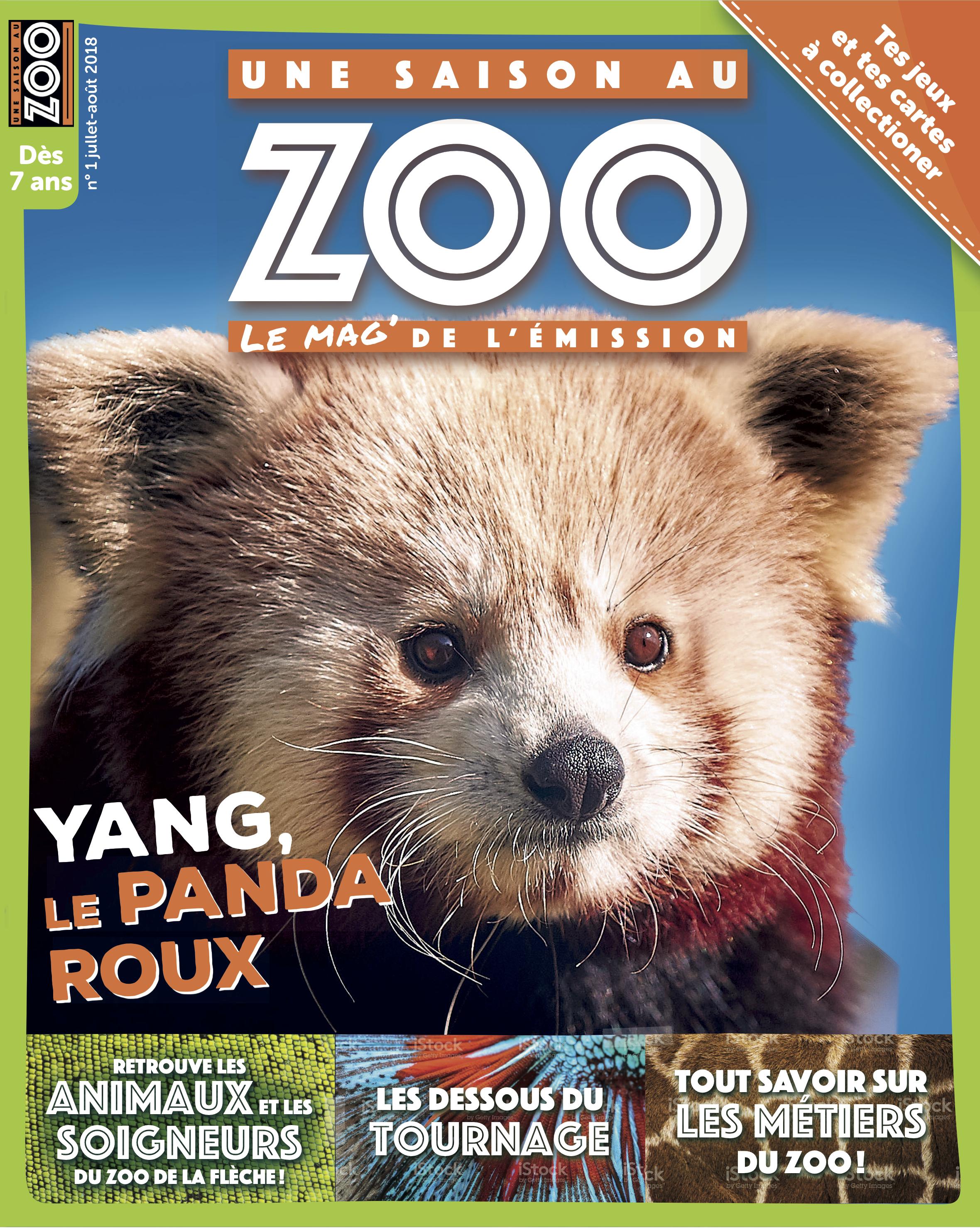 F4 S18 2019 Une Saison Au Zoo S10 Francetv Pro