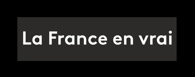 logo la France en vrai