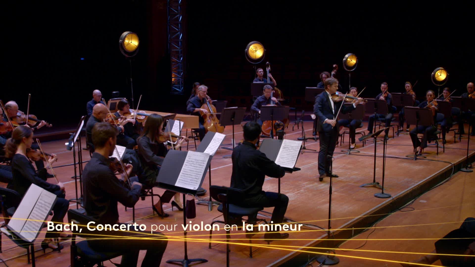 Bach déconfiné