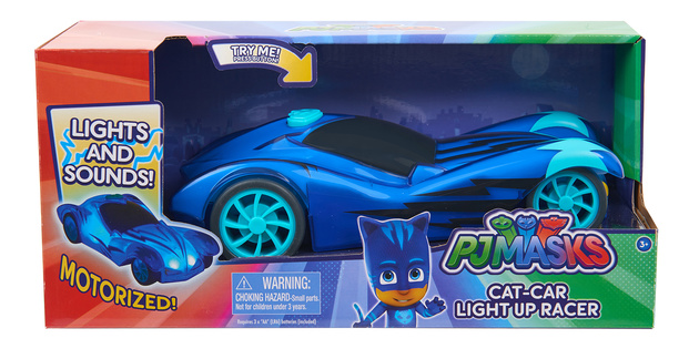 Cat Car PJ Mask