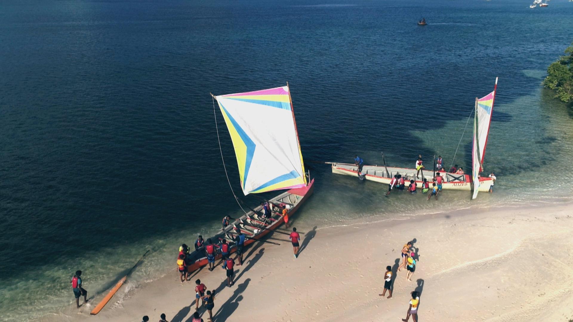 Antilles, renaître avec l'océan