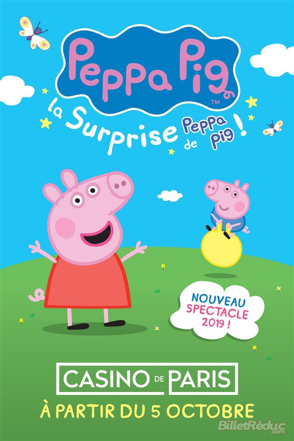 Spectacle Peppa Pig