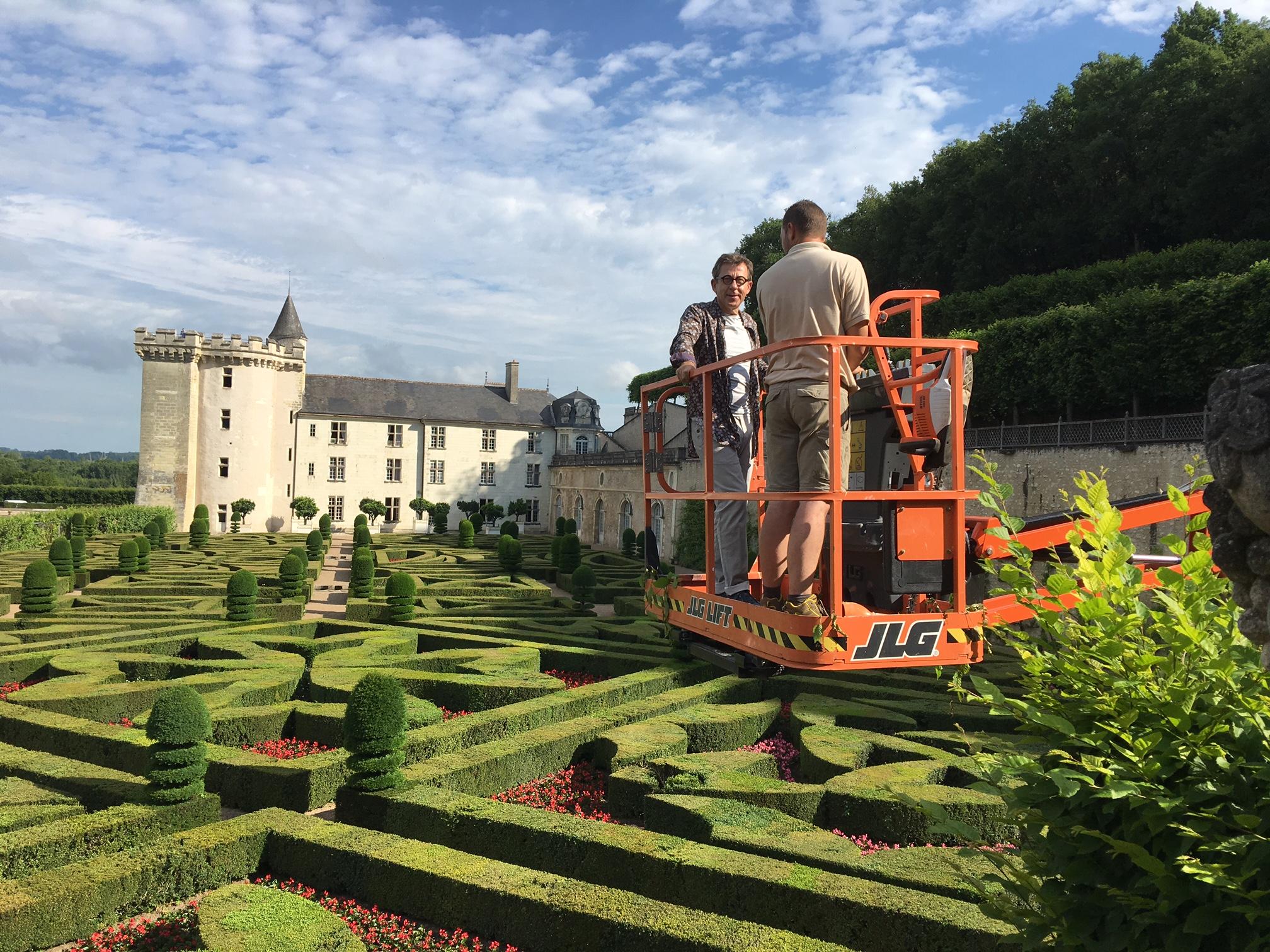 Comme une envie de jardins francetv pro pressrooms for Pro du jardin