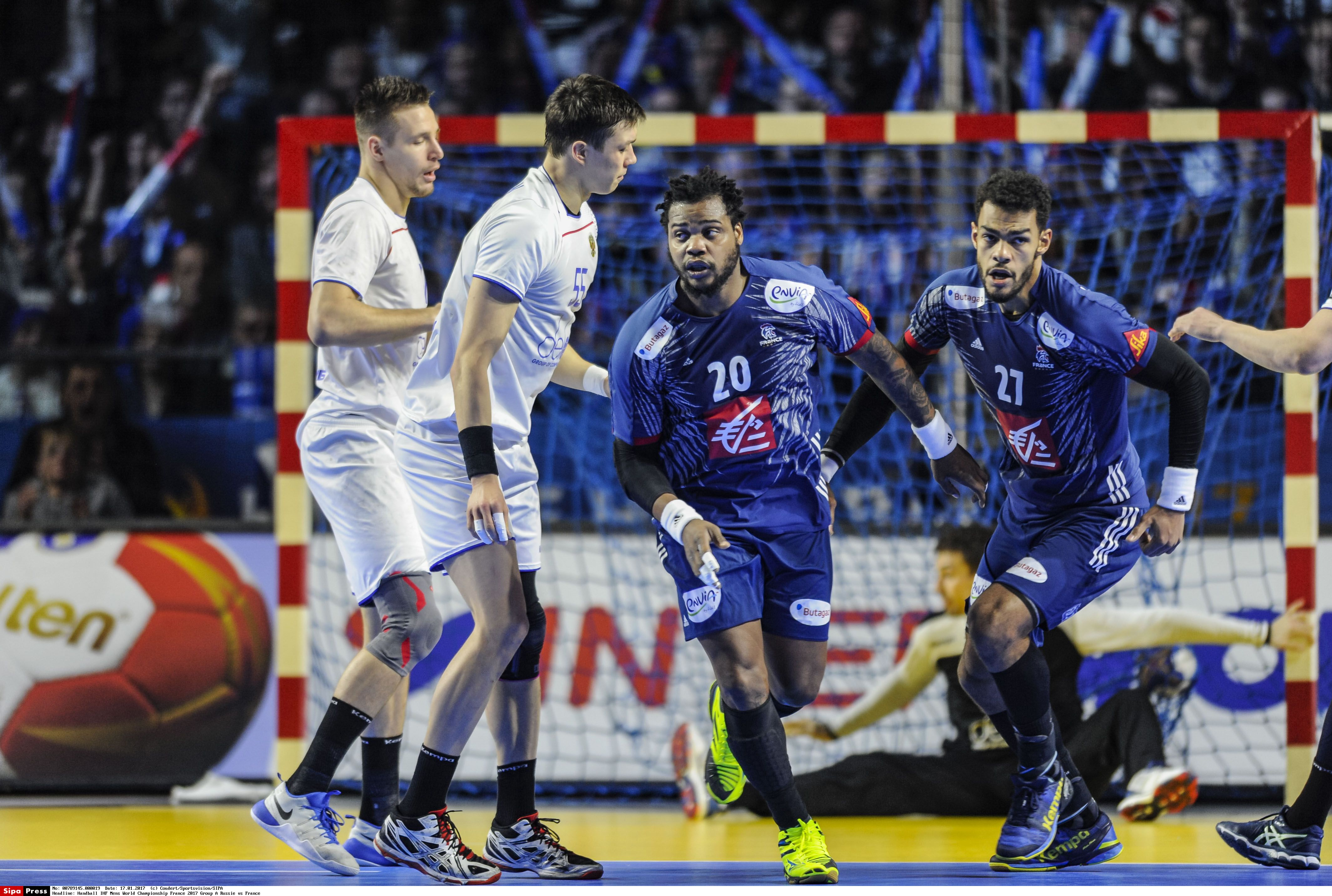 Coupe du monde de handball francetv pro pressrooms du groupe france t l visions - Hand ball coupe du monde ...