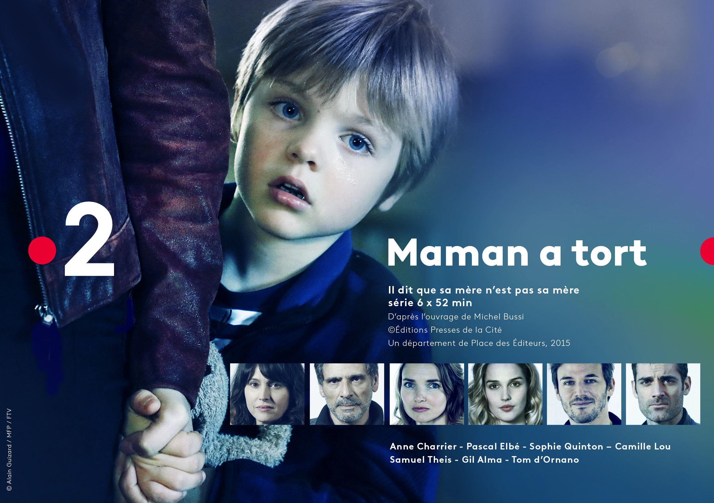 f2 maman a tort dp parent 2018 francetv pro pressrooms du groupe france t l visions. Black Bedroom Furniture Sets. Home Design Ideas