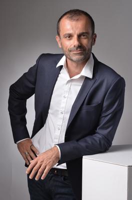 Antonin Billet, présentateur de HD, l'heure du débat