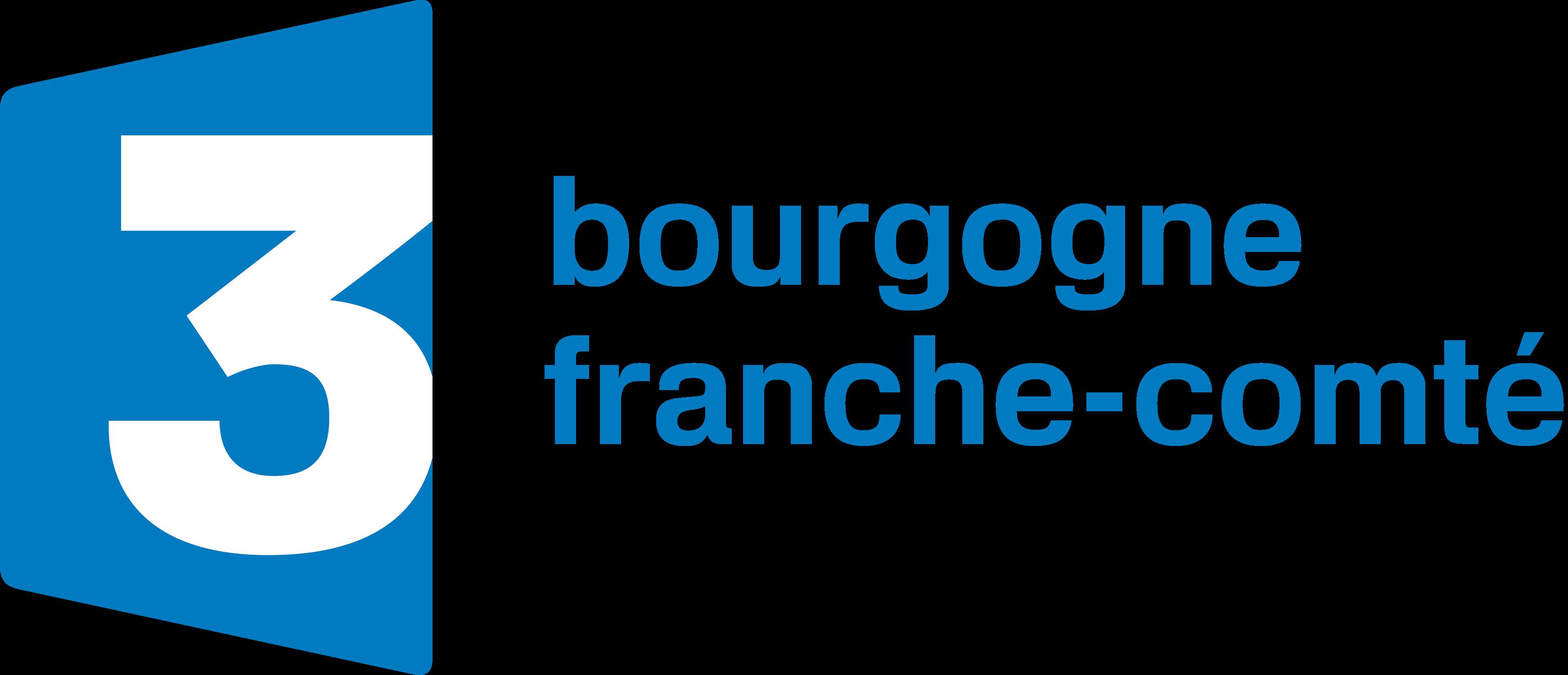 """Résultat de recherche d'images pour """"France 3 Bourgogne-Franche-Comté logo"""""""
